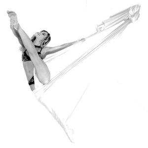 Гимнастика воздушная петля (гамак)